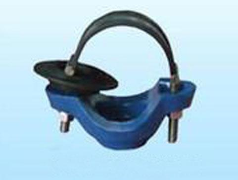 Tapping Saddle With SS Belt(For PVC Pipes, PE Pipes, AC Pipes, Steel Pipes And DI Pipes)