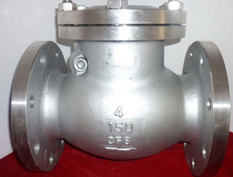 API Swing Check Valve