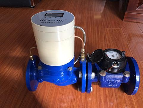 IC Card Prepaid Smart Water Meter