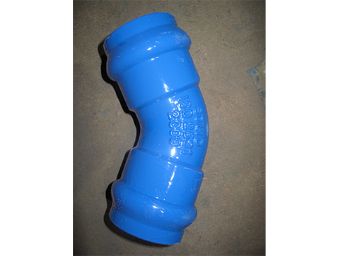 DI PVC Fittings