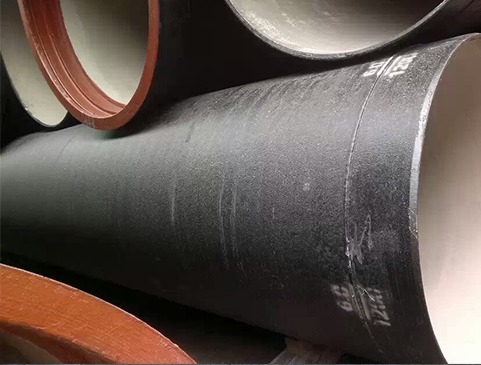 Ductile Iron Pipe(Self-anchored or Restrained Joint)